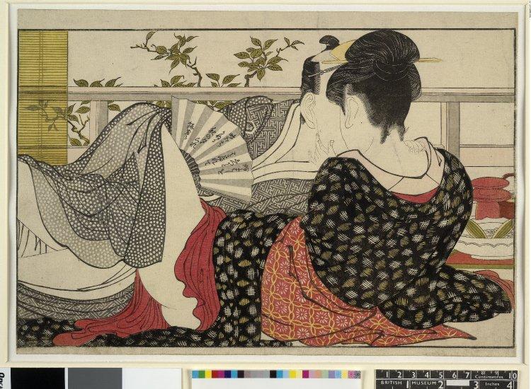 Utamaro, Utamakura